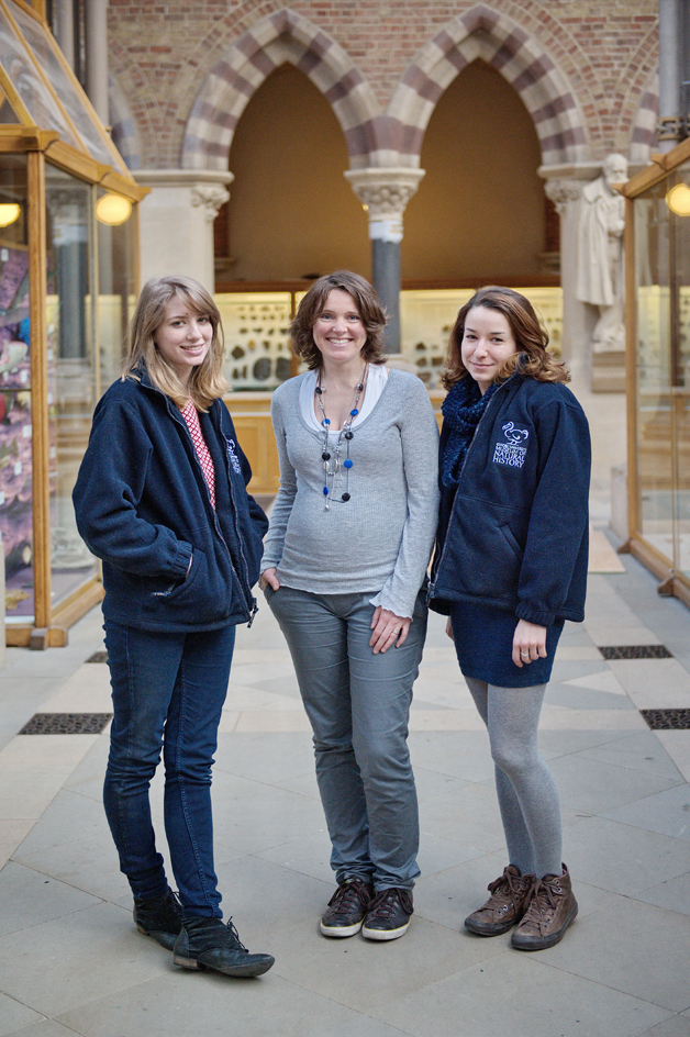 Project Conservators: Nicola Crompton, Gemma Aboe and Bethany Palumbo